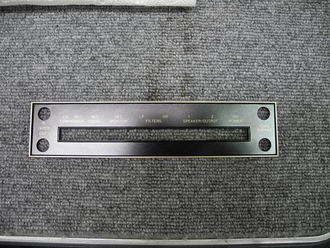 マッキントッシュC34V ガラスパネルベゼル