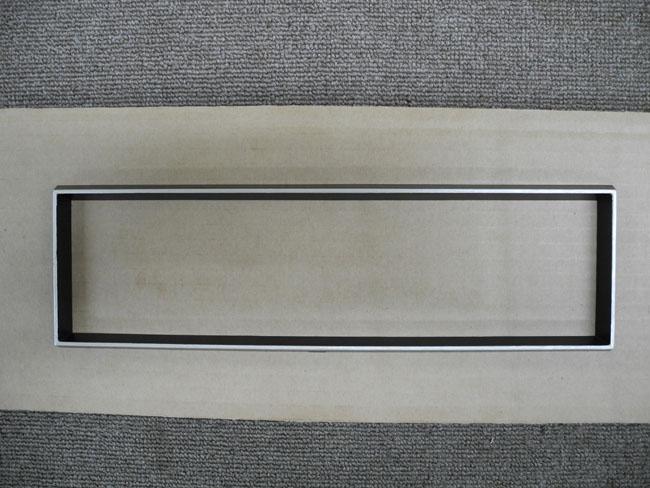 マッキントッシュMC2255 ガラスパネルベゼル