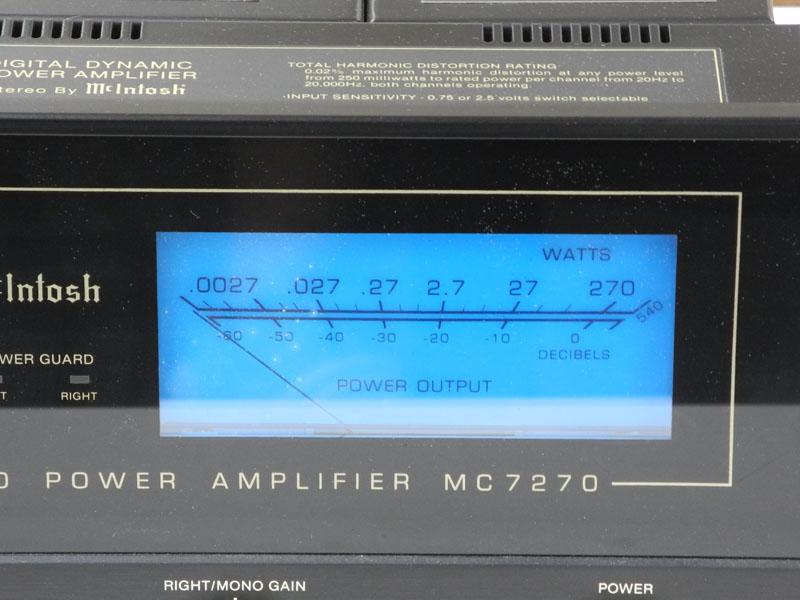 マッキントッシュ MC7270